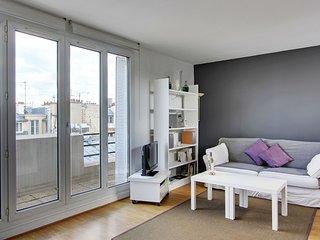 115094 - Appartement 3 personnes Portes de Versail, Vanves