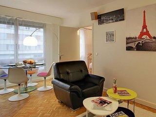 115412 - Appartement 4 personnes Dupleix - Motte P, Vanves