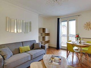 217124 - Appartement 6 personnes Batignolles - Fou, Levallois-Perret