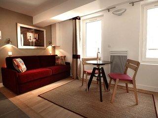 S02434 - Studio 2 personnes Montorgueil, Paris