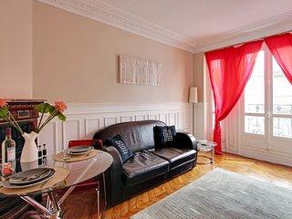 117172 - Appartement 4 personnes Plaine Monceau -, Levallois-Perret