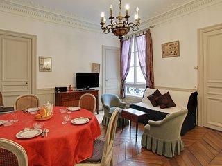 310091 - Appartement 8 personnes à Paris