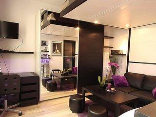 S09044 - Studio 2 personnes St Lazare, París