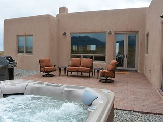 Casa del Sol- On 10 Acres Private and Secluded with Grand Mountain Views, Arroyo Seco