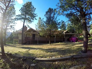 Big Cabin in the Woods, Ruidoso