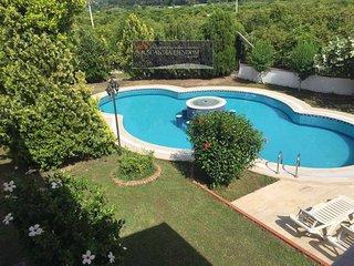 Housing Oh La La Mosae Villa Garden of Eden Alanya