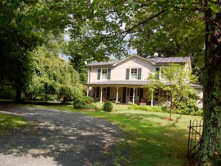 The Warren Country Home, Charlottesville