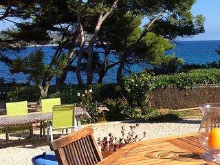 Une maison au bord de la méditerranée, La Seyne-sur-Mer