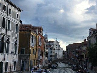 Angelo Raffaele, Venise
