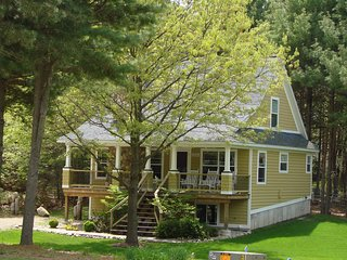 Sliver Lake 5 bedroom Cottage sleeps 12, Mears