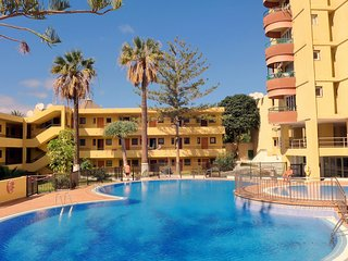 Apartment 1bdr. near Las Vistas beach_AL, Santa Cruz de Tenerife