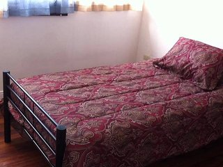 """Pura Vida Rooms 4 Rent ""(1 Double Bedroom No. 4)"