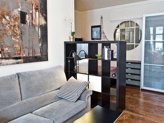 Beau studio pour un parfait séjour, Paris