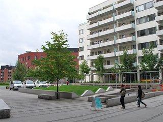 Large apartment close to city center