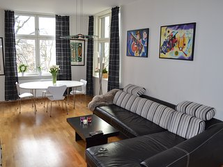 Large apartment close to city center, Oslo