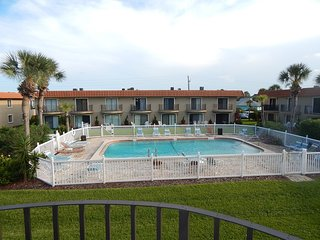 Ponce Landing Unit #49, Poolside, Ocean side view Family Friendly