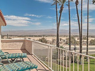 NEW! Lovely 3BR Palm Desert Condo w/Community Pool