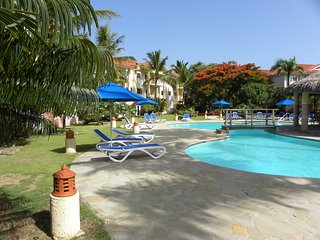 Fantastic Condo right on beautiful Cabarete Bay!