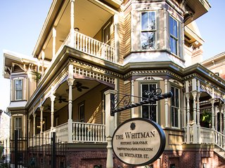 The Whitman on Forsyth Park, Savannah