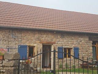 Sfeervol familievakantiehuis vlakbij Macon, Cluny