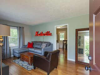 10min from Downtown - 3bd Home in a Perfect Area, Nashville