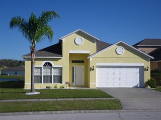 Ladysvilla (our home in the sun)- Kissimmee Villa