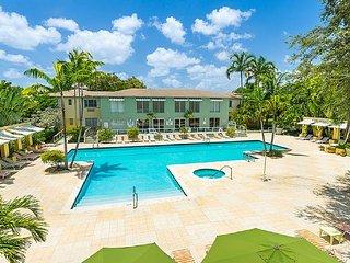 2 Bedroom Tropical Oasis in Midtown Miami
