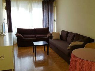 Apartment in the city center with parking space included