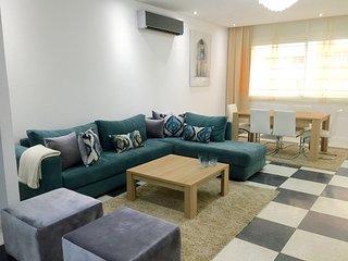 Magnifique appartement ultra equipé centre ville, Casablanca