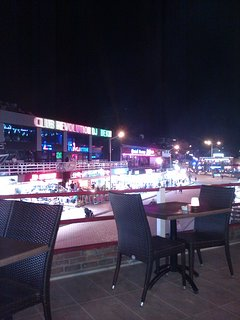 Nightlife in Hisaronu
