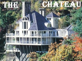 Highlands NC Chateau