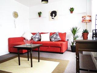 Brick lane/Shoreditch affordable 1bd flat + patio!