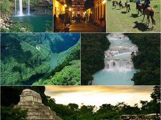 Paquete 5 días 4 noches Hospedaje y Tours 2 person, San Cristóbal de las Casas