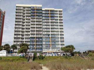 Oceanfront 2-BR Penthouse in Broadwalk,downtown MB, Myrtle Beach