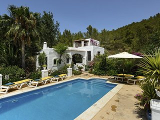 4 bedroom Villa in Sant Joan de Labritja, Balearic Islands, Spain : ref 5047881