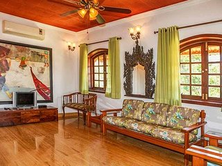 Beautiful 3BHK Goa Home, Candolim