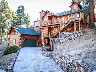 1085-Alpine Lodge, Big Bear Region