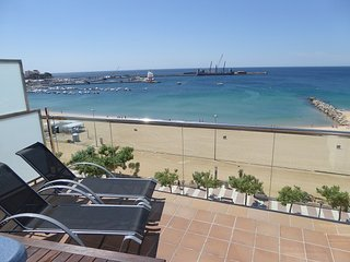 Ref. 2561 - EXTRAORDINARY SEAFRONT PENTHOUSE WITH JACUZZI. -, Palamos