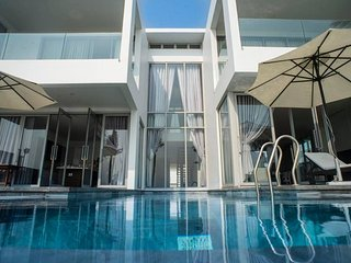 The Ocean Villas Danang - Beachfront 4BR Villa J4