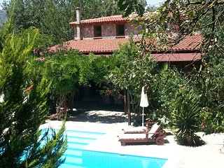 Villa Passion is a real stone  holiday home in a quiteful place of Kayakoy