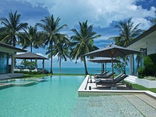 Taling Ngam 5076 - Luxury Beachfront With Chef