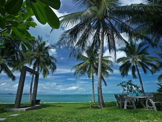 Taling Ngam 4076 - Luxury Beachfront With Chef