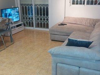 Alquiler Apartamento playa c/piscina y wifi, Moncofa