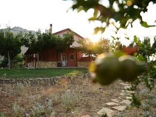 White & Blue Country House Nafplio