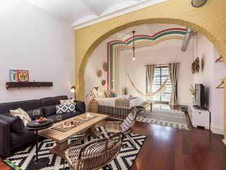 Sweet Inn Apartments Barcelona - Loft Villa Olimpica Beach