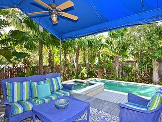 Ellen's Casa - The perfect home-away-from-home! Private pool & outdoor shower, Key West