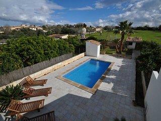 Casa de Pueblo S'Aigua 2243 Llubi con piscina privada