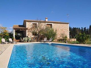 Casa de Campo Villa Maria 2296 Buger localizada en zona tranquila