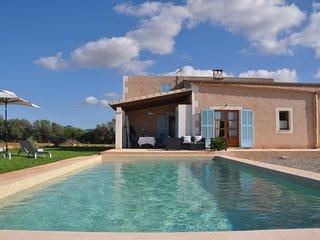 Sa Tanca Gran, casa vacaciones, Felanitx con piscina privada