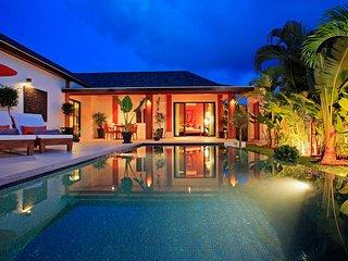 Designer Tropical Thai Villa with Private Pool